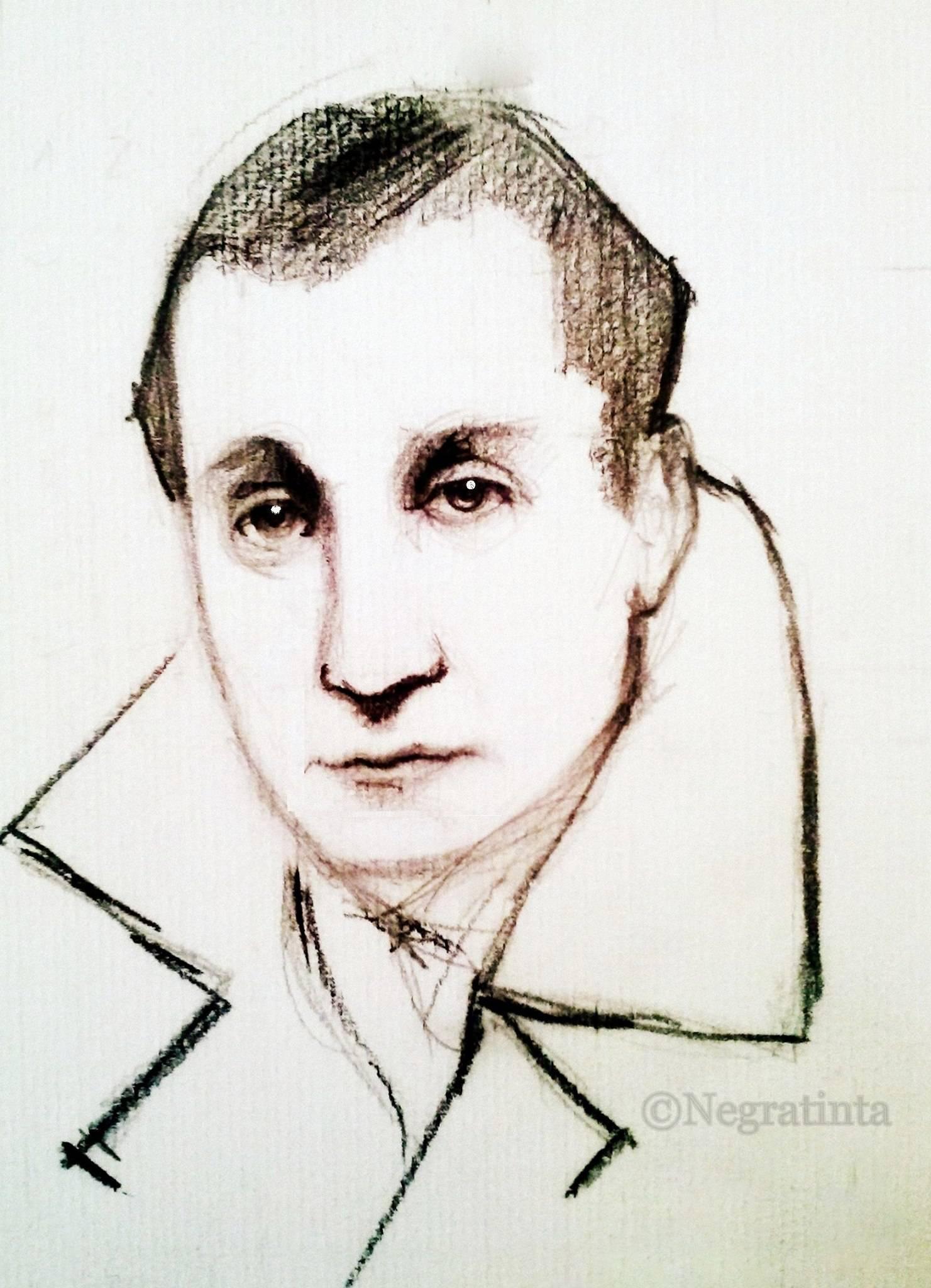 José Antonio Primo de Rivera. Jordi Berenguer