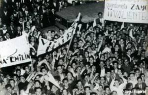 Madrid celebró el título 27 días antes del golpe de Estado. Sería una ciudad en guerra hasta 1939.