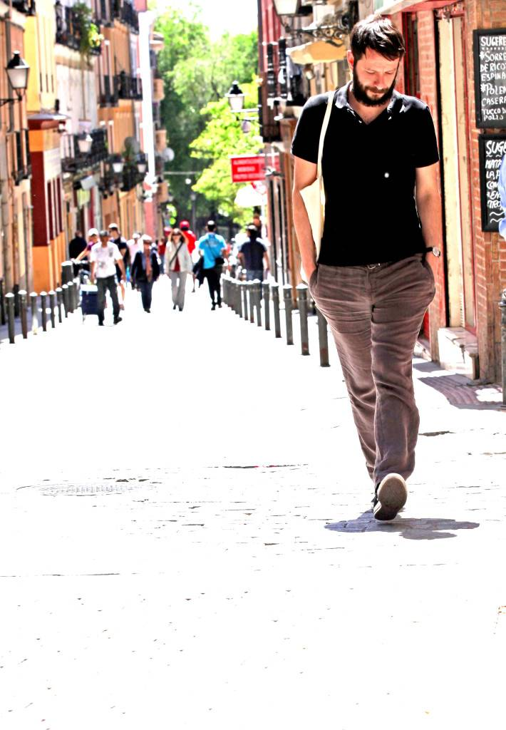 Manuel Astur, escritor.