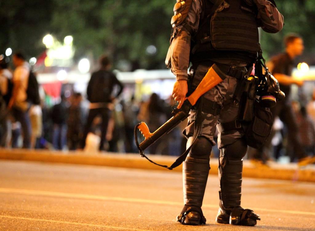 """Según Ludemir, hay un tipo de brasileño que """"idolatra"""" a una policía corrupta y represiva. / L. P. Durany"""