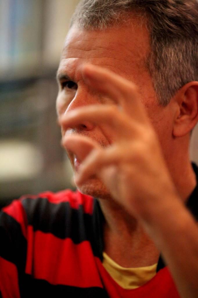 """""""En Brasil tenemos racismo informal. Es un 'apartheid' encubierto"""". / L. P. Durany"""