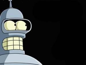 robot futurama
