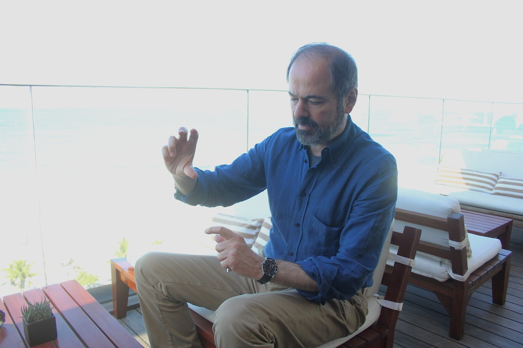 Juan Villoro. Escritor y periodista mexicano8