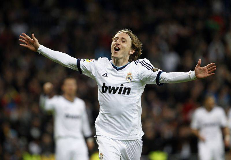 Modric Madrid