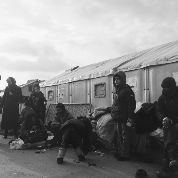 refugiados moria